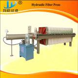 Pierre de quartz de traitement des eaux usées filtre ouvert rapide appuyez sur