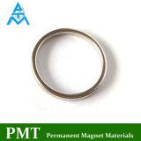 N45 Magneet van het Neodymium van de Ring van D25*D23*1.5 de Dunne met Magnetisch Materiaal NdFeB