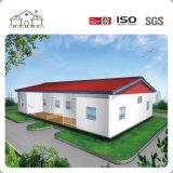 StahlEPS/PU/Rock Wolle-/Glaswolle-Zwischenlage-Panel-Fertighaus-Landhaus der Farben-