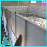 Réservoir d'eau GRP pliable