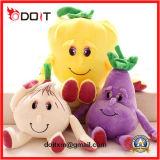 Cebola enchida macia bege Smiley do luxuoso do brinquedo