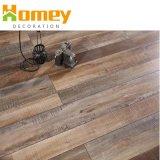 Bon marché des revêtements de sol en vinyle PVC en bois commerciaux