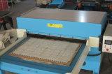 二重側面の自動挿入のゴム製床のマットの打抜き機