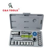 21 PCS Reparing Conjunto de herramientas de toma de conjunto de herramientas