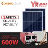 Moregosolar fora do controlador solar todo do inversor do sistema de energia da grade 400W 600W em um