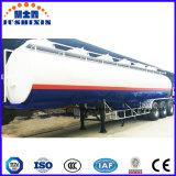 半40cbm頑丈な重油のタンク車のトレーラー