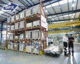 Estructura de acero de la alta calidad prefabricada del bajo costo de Dfx para el almacén