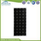 MonoSonnensystem 150W PV-Panel-monokristalline Sonnenkollektor-Baugruppe