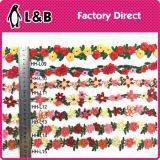 Merletto multicolore del fiore popolare del ricamo di Beatuiful