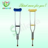Les dispositifs médicaux pliage en aluminium Walker walking frame (SLV-E4013)