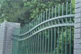 Bella barriera di sicurezza 90-3 del giardino della parte superiore dell'onda