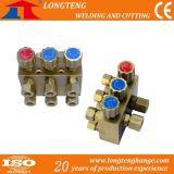 De Verdeler van het Gas van de zuurstof en van de Brandstof voor CNC Scherpe Machine