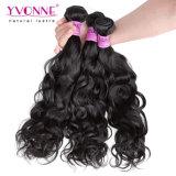 Onda natural do cabelo brasileiro do preço de grosso de Yvonne para mulheres pretas