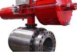 RotorkのAumaによってモーターを備えられる緊急停止弁
