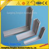 Het geanodiseerde Profiel Uesd van de Uitdrijving van het Aluminium voor de Steun van het Zonnepaneel