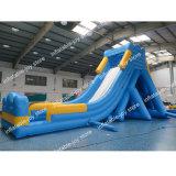 Faites glisser l'eau gonflables géants, 15*8*7m de l'eau gonflable adultes diapositive, faites glisser l'eau de terrain de jeux de plage
