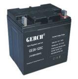 12V 120Ah Taux élevé de l'entretien batterie plomb-acide libre de la mobilité de la batterie rechargeable Batterie d'alimentation chaise de roue de la batterie La batterie du chariot élévateur