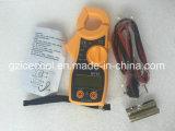 Medidor barato Mt87 da braçadeira de Digitas do multímetro da C.A. da C.C. do tamanho do bolso do preço
