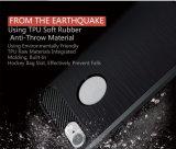 A prueba de choques aplicada con brocha Lleno-Cubren la caja protectora del teléfono móvil para el iPhone 7/8