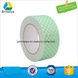 El doble de la cinta adhesiva del lacre de embalaje echó a un lado la cinta de la espuma del PE (BY1010)