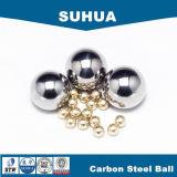 Bola de acero inoxidable de la precisión AISI1010 de la fábrica de China alta, rodamientos de bolas