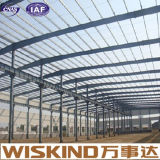 Nuevos pasillos/almacenaje/taller/almacén del acero estructural de la larga vida