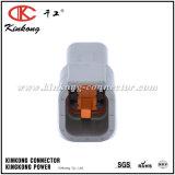 6개의 Pin 남성 방수 유형 자동 전기 연결관 Ckk3061d-1.2-11