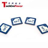 2018 modifica personalizzata dei chip NFC Ntag213 RFID con il prezzo poco costoso