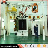 Die Aluminium Mayflay Spinner-Aufhängung Druckguss-Granaliengebläse-Maschine, Modell: Mhb2-1216p11-2