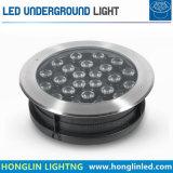 屋外の景色LEDの照明12W LED地下ライト