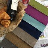 카키색 실내 장식품을%s 자카드 직물에 의하여 뜨개질을 하는 우단