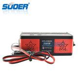 Suoer 12V 200W Inversor Cargador de coche rápido (STA-K350A)