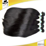 100%の自然な人間の毛髪の卸売10Aのブラジルのバージンの毛