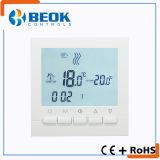 Regulador de temperatura vendedor caliente del termóstato de la caldera de la pantalla de Bot-313W Digitaces LCD
