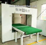 Maquinaria rápida vertical da estaca de EVA do fio do CNC de Hengkun