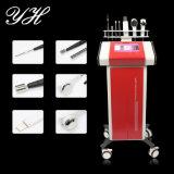Het Reinigende Instrument van de Huid van de Gaszuiveraar van Microcurrent van de Machine van de Behandeling van de acne