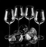 Één het Vormen van de Slag van het Glas van Champagne van de Wijn van de Stap Automatische Machine