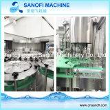 Máquina de rellenar auto del agua mineral de la botella de la bebida