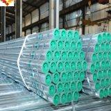 Tubo d'acciaio galvanizzato rigido del condotto BS1387