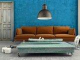 O sofá moderno do canto da tela da sala de visitas do estilo de Itally ajustou-se (F1113)