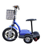 容易な乗車のための自動Foldable移動性のスクーターと魔神