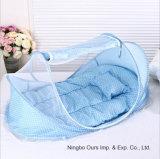 중국 공급자 Foldable 아기 여행 침대 모기장