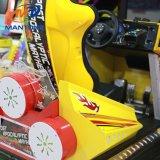 3D Machine van het Spel van de Simulator van de Autorennen van de Arcade van de Motie Commerciële Goedkope Muntstuk In werking gestelde Elektrische voor Verkoop