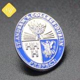 Distintivo di banco su ordinazione di Pin del risvolto di congresso dell'università dell'istituto universitario di prezzi di fabbrica