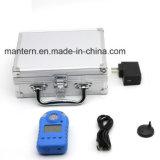 有毒で有害なガス(MTPG11)のための携帯用ガス探知器