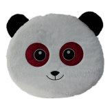 Coussin de portée animal bourré de panda de jouet de peluche