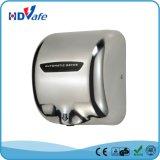 Essiccatore ad alta velocità automatico fissato al muro della mano dell'acciaio inossidabile 304 per la stanza da bagno