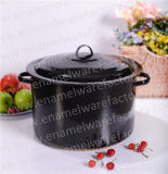 Sunboat 11qt Enamel Stock Pot / Stew Pot / Soup Pot