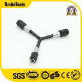 1/4 Zoll-Hex Schaft-magnetischer Extensions-Klemme-Adapter-schnelle Freigabe-Stab-Kontaktbuchse-Schraubenzieher-Bit-Halter