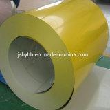 JIS G3302 SGCC Prepainted оцинкованной стали с катушкой защищает пленку